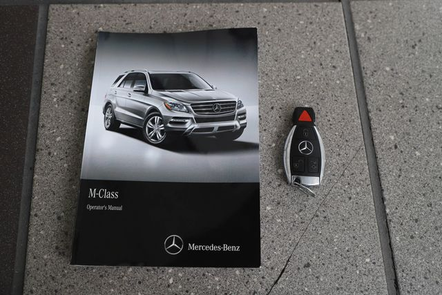 2015 Mercedes-Benz M-Class For Sale