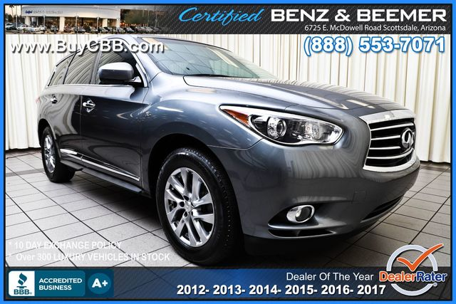 2015 INFINITI QX60 For Sale
