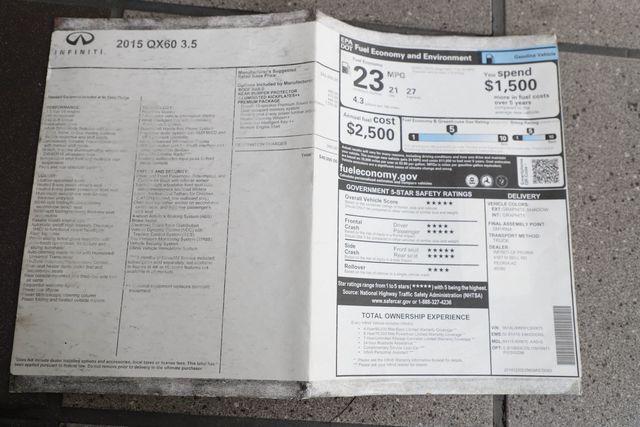 2015 INFINITI QX60 For Sale