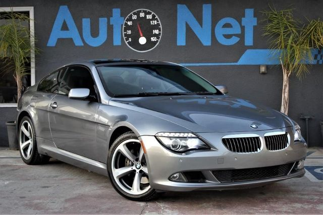 2008 BMW 650CI Wow Take a Second to Acknowledge How Amazing Looking this Car is All Maintenance