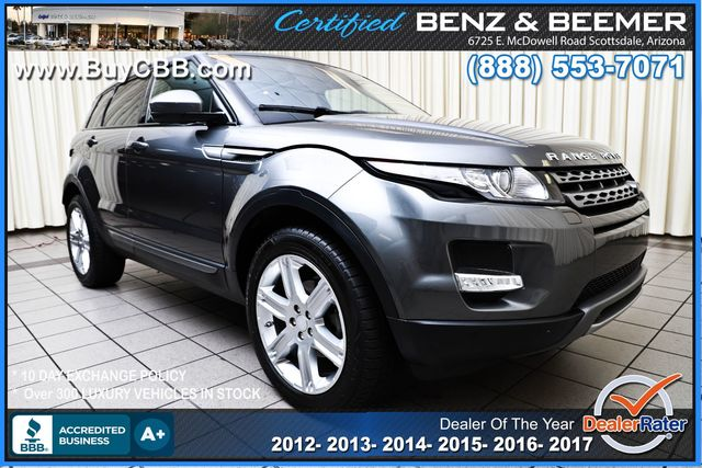 2015 Land Rover Range Rover Evoque For Sale