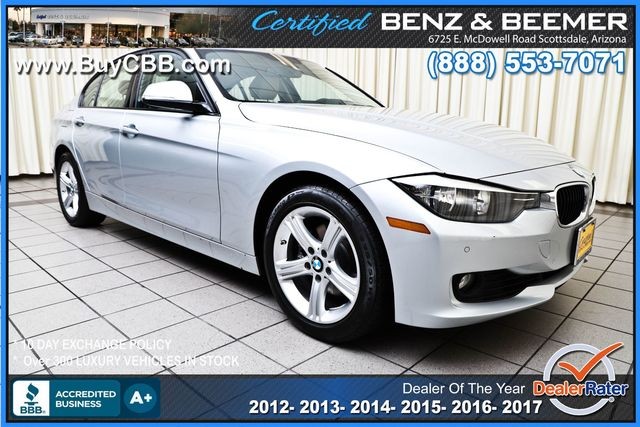 2015 BMW 3 Series For Sale