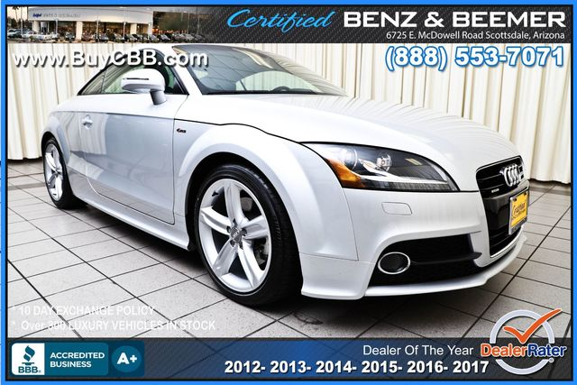2015 Audi TT For Sale