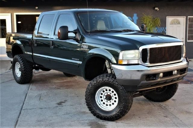 2003 Ford Super Duty F-250 XLT 4X4 LIFTED 73 DIESEL This 4X4 Super Duty F-250 Comes With ALL You
