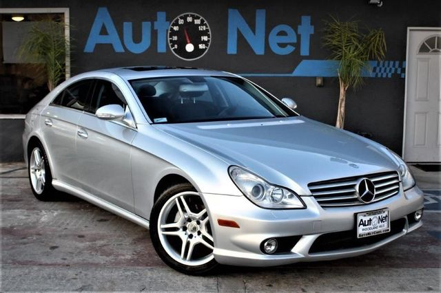 2006 Mercedes CLS500 4 door Wow Whether You Want Coupe like Style And Agility or The Ease Of Entr