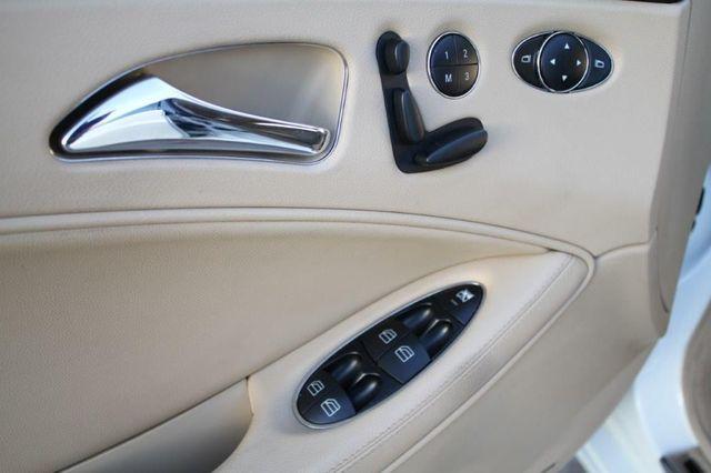 2007 MERCEDES CLS550 5.5L