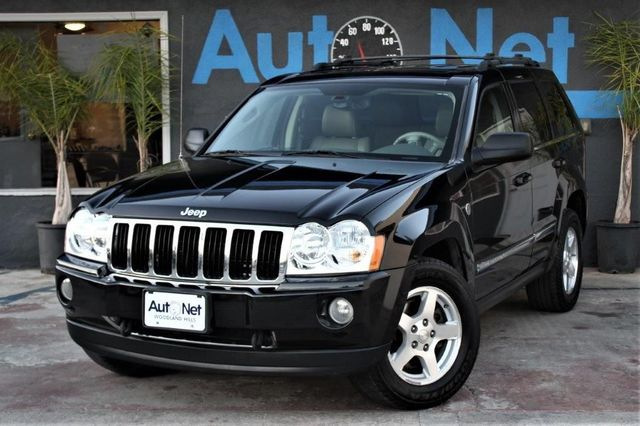 2005 Jeep Grand Cherokee Limited This 2005 Jeep Grand Cherokee Limited Manages To Retain Its Class