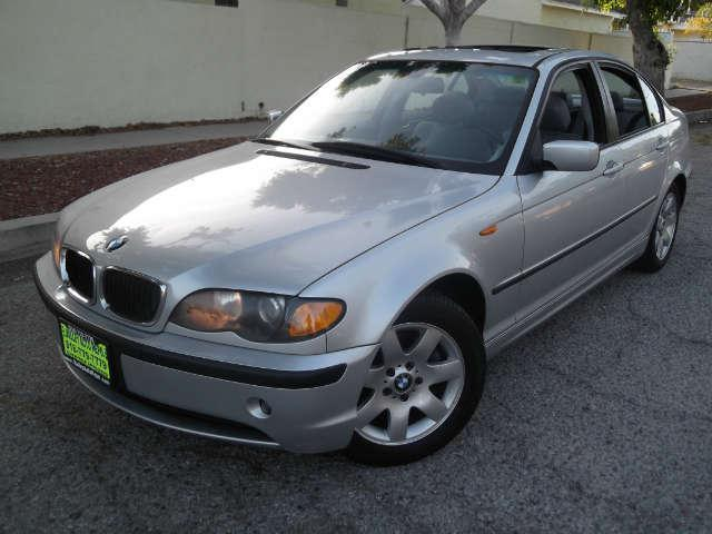 2005 BMW 325i BMW 3 Series cars are the aspiration for automakers when building a sports sedan or m