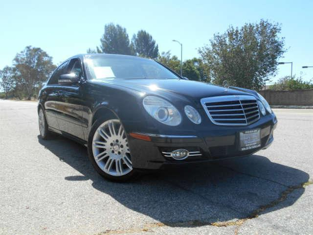 2008 Mercedes E-Class Luxury 35L 2008 MERCEDES E350 AUTOMATIC NAVIGATION SYSTEM XTRA CLEAN PRE