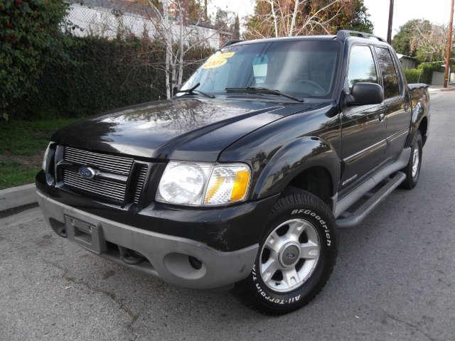 2001 Ford Explorer Sport Trac we sell the repos for the banks which means the banks loss is your G