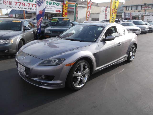 2004 Mazda RX-8 THIS CAR RUNS AND DRIVES SUPER FAST BUT HAS SOME MECHANICHAL ISSUES we sell th