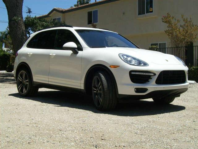 2011 Porsche Cayenne Turbo Century Customs in Thousand Oaks presents this 2011 Porsche Cayenne Tur