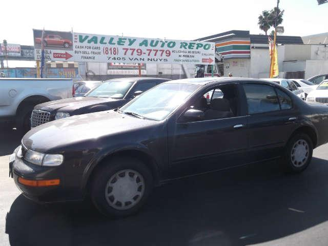 1995 Nissan Maxima SE we sell the repos for the banks which means the banks loss is a cheaper car