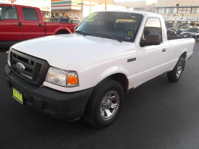 2007 Ford Ranger XL Some of us still remember when pickup trucks primarily hauled lumber sand and