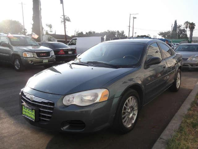 2005 Chrysler Sebring Sdn Touring we sell the repos for the banks which means the banks loss is a
