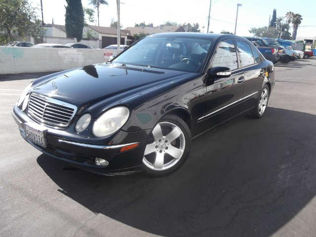 2004 Mercedes E-Class 32L BY APPOINTMENT ONLY 128k miles VIN WDBUF65J04A513753   FOR INTERNE