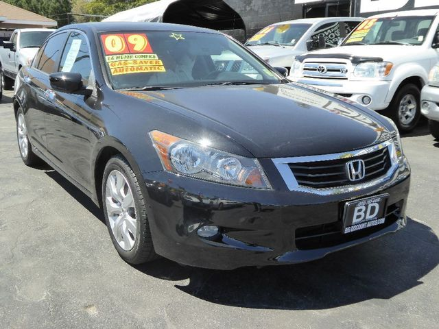 2009 Honda Accord Sdn EX-L IDEAL SEDAN RUNS GREAT CLEAN INSIDE AND OUT SPACIOUS COME IN FOR A