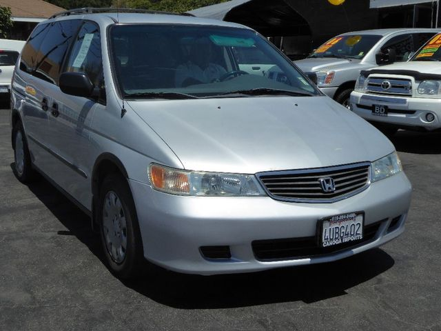 2001 Honda Odyssey lx OUTSTANDING 7 PASSENGER MINIVAN EXCELLENT PERFORMANCE SPACIOUS CLEAN ALL A