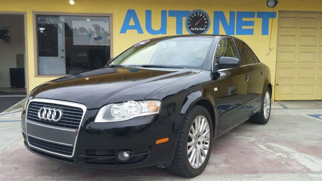 2006 Audi A4 20T This Audi A4 is in excellent condition It has Clean carfax Black on Black Leath