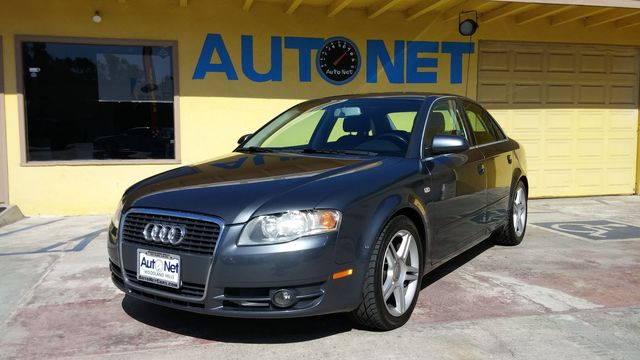 2005 Audi A4 20T What a nice looking Audi This A4 is a very fun car to drive It has a clean Car