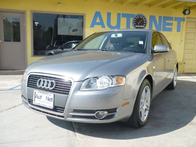 2006 Audi A4 32L This 06 Audi A4 is in amazing condition It has a clean carfax and very low milea