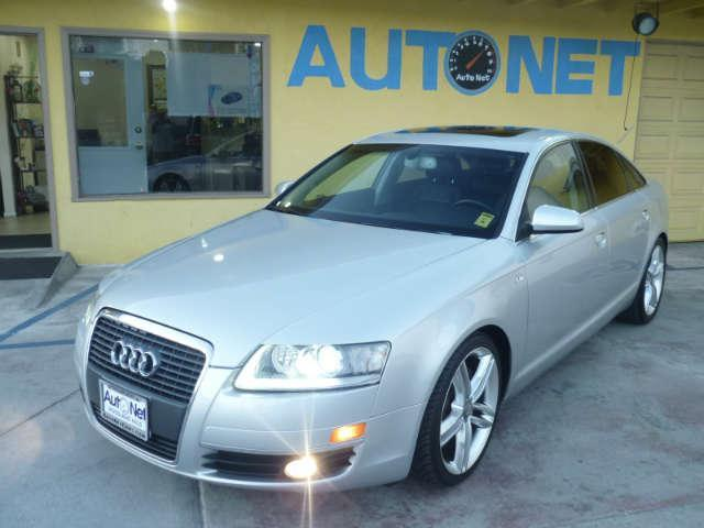 2006 Audi A6 32L This 2006 Audi A6 has a powerful 32L engine with very low miles What a nice loo