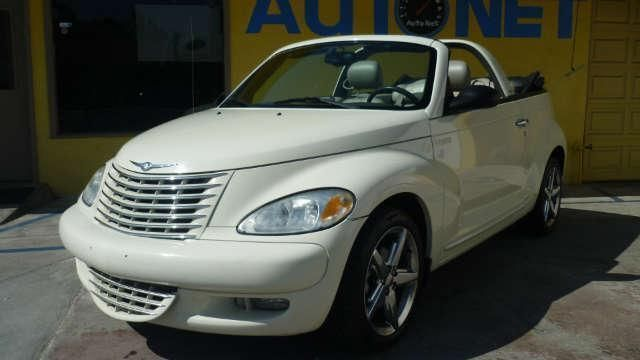 2005 Chrysler PT Cruiser GT Convertible Look out this car just pulled up on our lot This PT Cruise