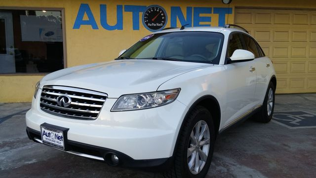 2006 Infiniti FX35 Looking for your next SUV Here it is The Infiniti FX35 is a great car Clean C