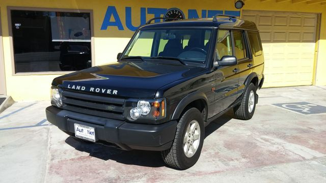 2003 Land Rover Discovery S This is a 2003 Land Rover Discovery w AUTOMATIC Transmission LOW MI