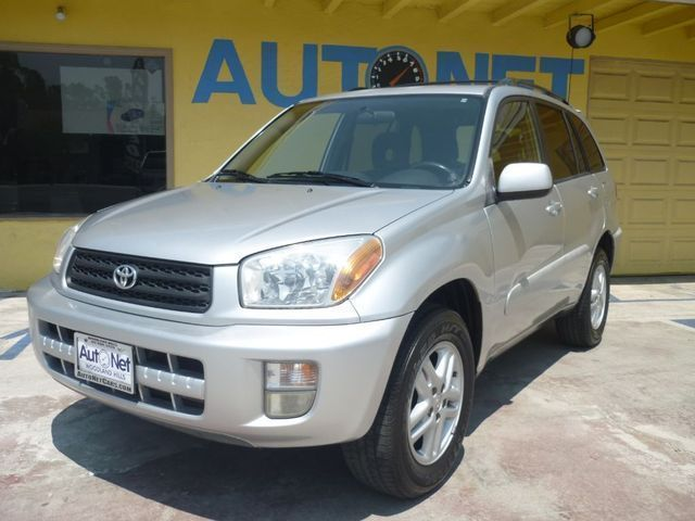 2002 Toyota RAV4 This Toyota Rav4 is a great family SUV 4 cylinder engine -- great on gas It has