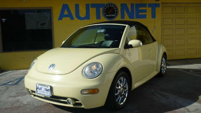 2004 Volkswagen New Beetle Convertible GLS This 2004 VW Beetle GLS is a terrific convertible Come