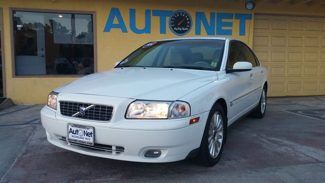 2004 Volvo S80 Premier T6 1 OWNER This is a 2004 Volvo S80 T6 w AUTOMATIC Transmission ONE OWNE