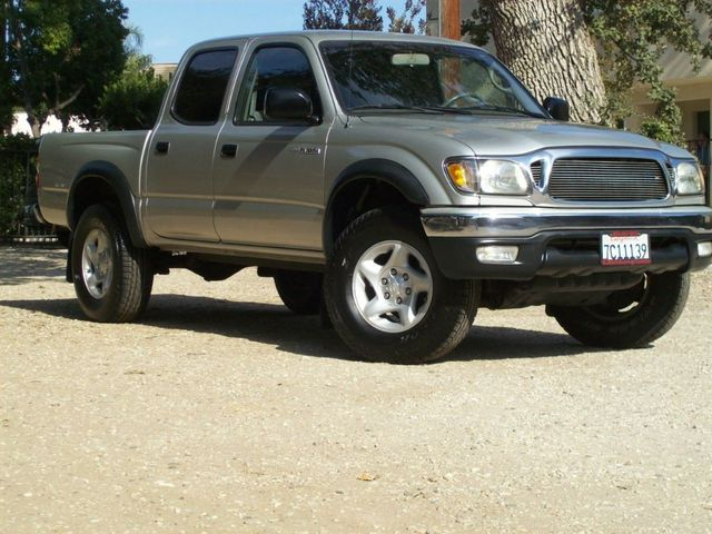 2002 Toyota Tacoma PreRunner Century Customs in Thousand Oaks presents this 2002 TOYOTA TACOMA PRE