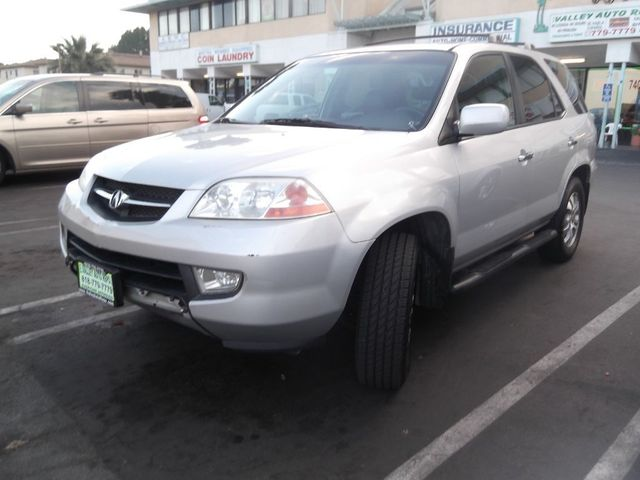 2003 Acura MDX Touring Pkg RES Check out this 2003 ever-reliable used but never abused Acura MDX b
