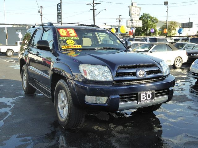 2003 Toyota 4Runner SR5  VIN JTEZU14R238003431 CALL FOR INTERNET SPECIAL 866-363-1443