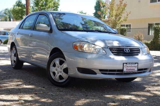 2005 Toyota Corolla Century Customs in Thousand Oaks presents this 2005 Toyota Corolla LE  Repres
