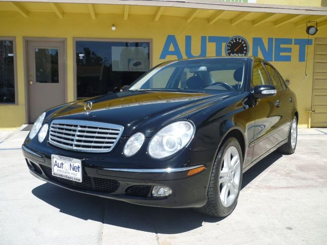 2004 Mercedes E500 50L Ready for the smoothest ride on the road Come test drive this Mercedes Ben