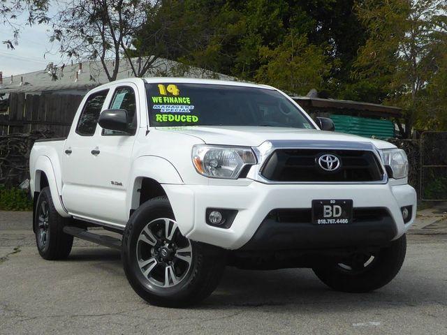 2014 Toyota Tacoma PreRunner