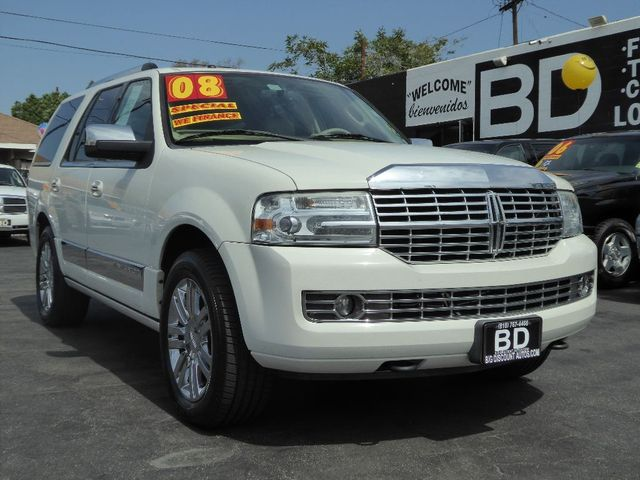 2008 Lincoln Navigator  VIN 5LMFU27558LJ19063 CALL FOR INTERNET SPECIAL 866-363-1443