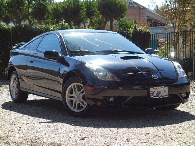 2003 Toyota Celica GT Century Customs in Thousand Oaks presents with great pride This 2003 Toyota