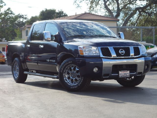 2006 Nissan Titan LE Century Customs in Thousand Oaks presents with great pride This 2006 Nissan