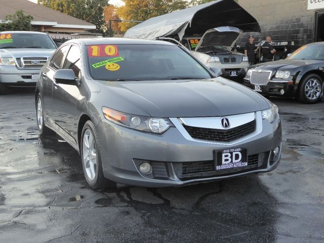 2010 Acura TSX  VIN JH4CU2F67AC027378  CALL FOR INTERNET SPECIAL 866-363-1443