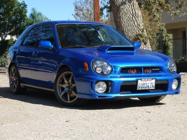 2002 Subaru Impreza Wagon WRX Sport Century Customs in Thousand Oaks presents with great pride Th