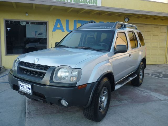 2003 Nissan Xterra XE Looking for a great SUV This Nissan Xterra is the perfect car for you 5-Spe