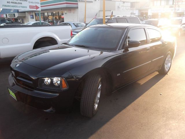 2006 Dodge Charger Our 2006 Dodge Charger is a throwback to the days of bold styling iron engines