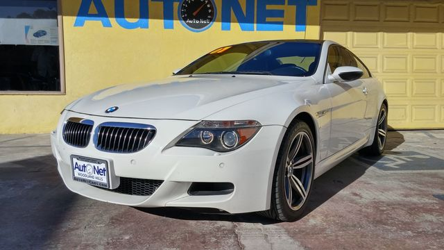 2007 BMW M6 Are you ready to drive the greatest combination of luxury and performance This BMW M6
