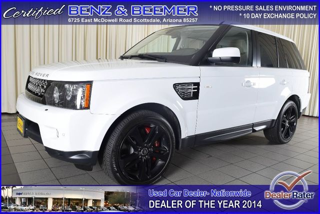 Used 2013 Land Rover Range Rover Sport, $49000