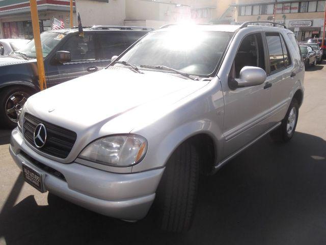 2001 Mercedes ML320  VIN 4JGAB54E01A286506   FOR INTERNET SPECIAL CALL 855-325-9036 Tell us tha