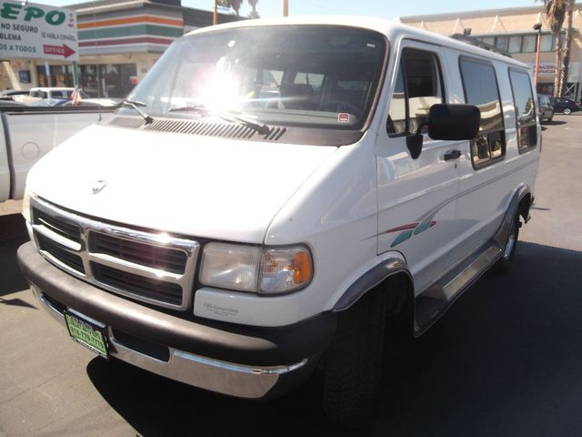1997 Dodge Ram Van This Dodge Ram Van makes for a wonderful roadtripper for anyone who spends a lot