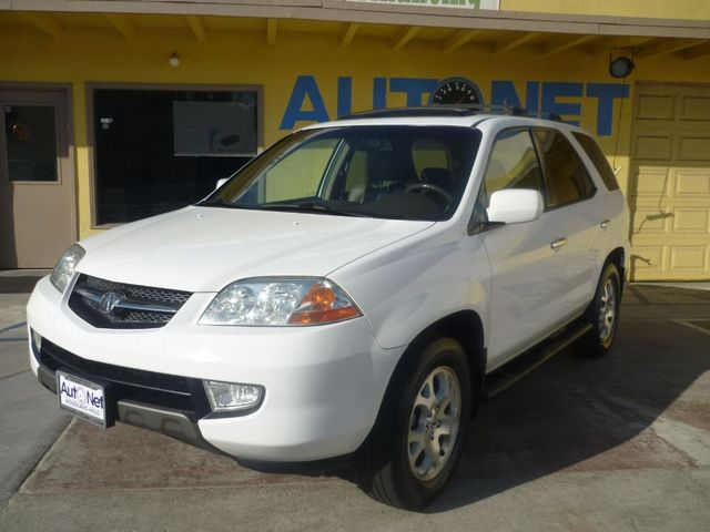 2002 Acura MDX Touring Pkg Looking for an all-wheel drive SUV Look no further This Acura MDX has